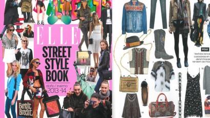 Elle Street Style Book
