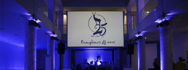 Hispanitas celebra su 25 aniversario en Madrid