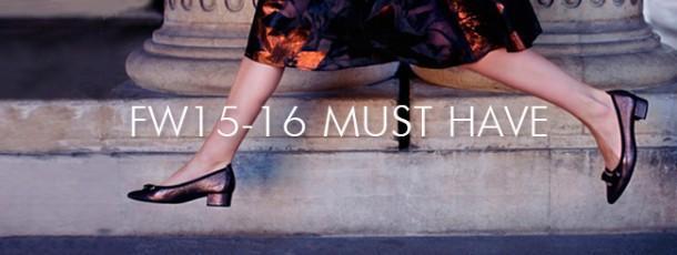 """3 """"Must-Have"""" de nuestra colección Otoño/Invierno 2015-16."""